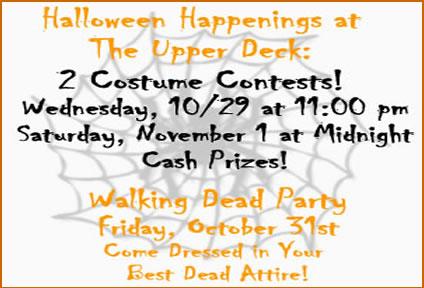 Halloween Happenings | Walking Dead Party