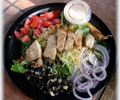 Chicken Chipotle Salad