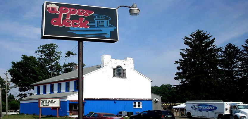 Upper Deck Restaurant & Lounge - Portage Lakes, OH