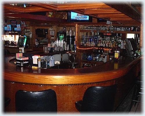 The Deck's Inside Bar