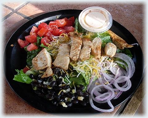 Chicken Chipotle Salad