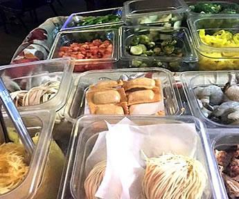 Monday Pasta Bar - 4:00p-9:00p