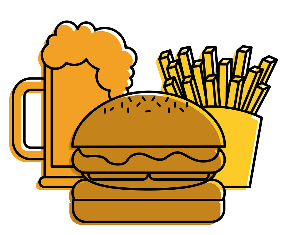 Wednesdays – Burgers, Fries & A Beer $7.99
