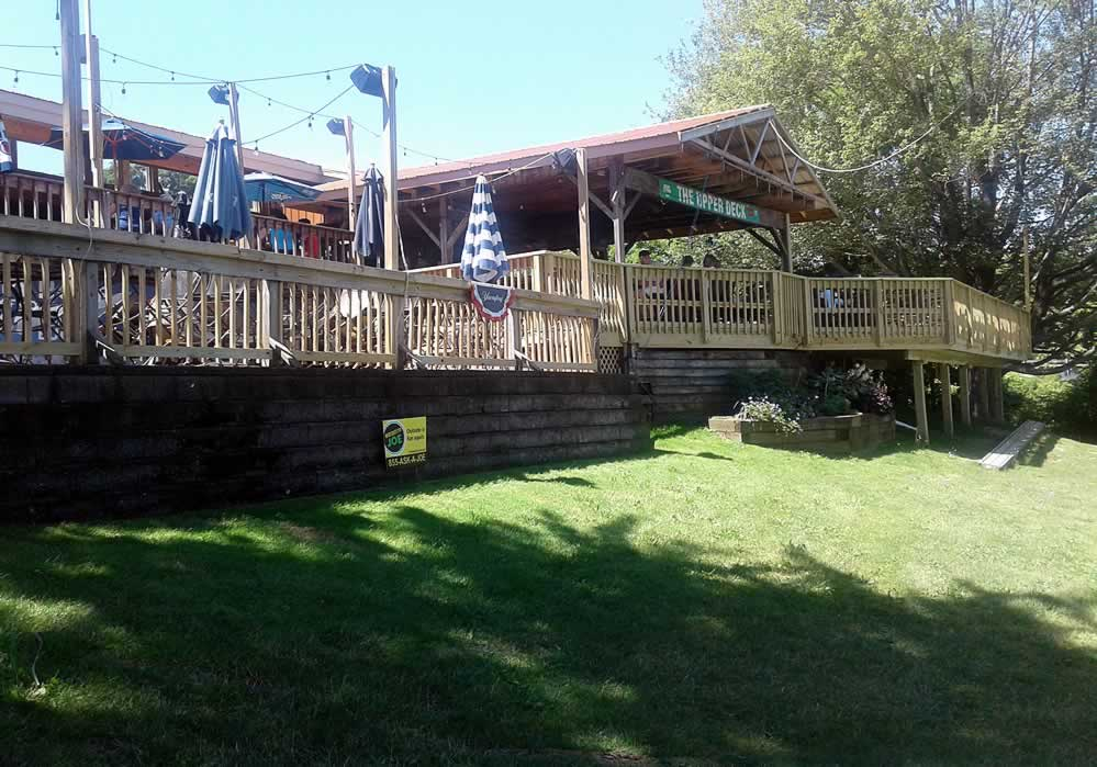 Upper Deck Portage Lakes - 44319