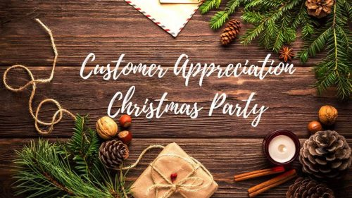 Christmas Customer Appreciation Party