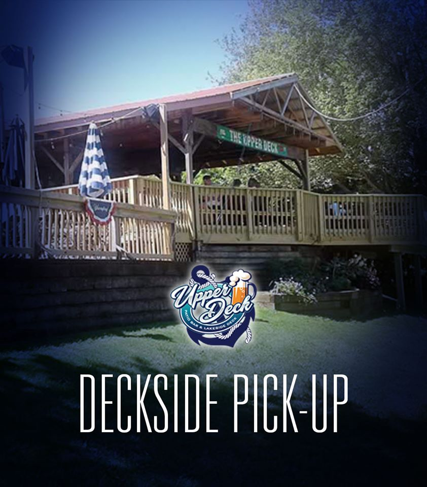 Deckside Pickup Now Available!