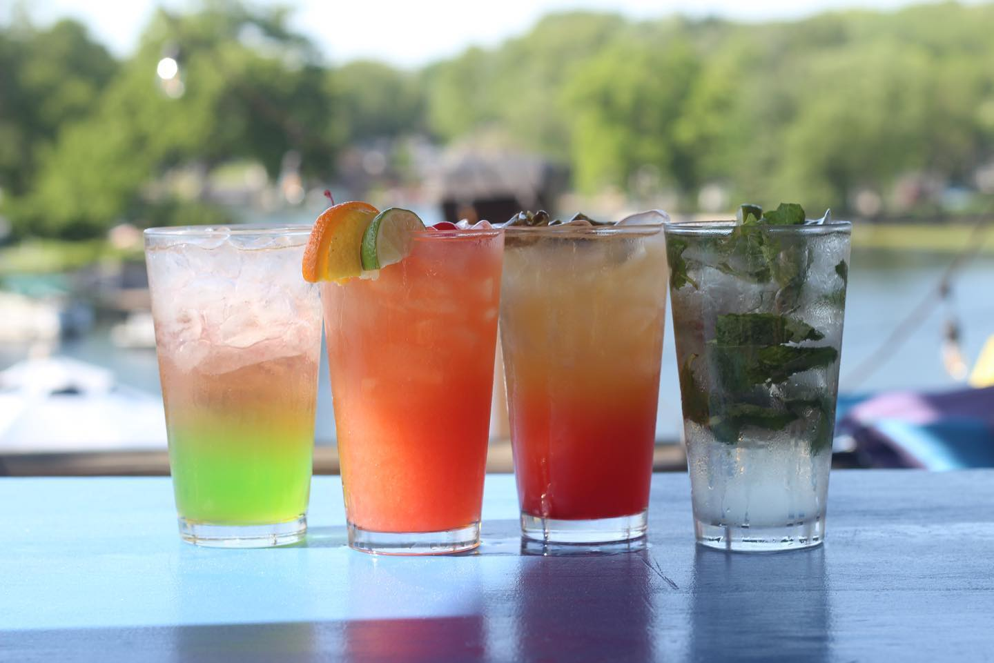 Summer Drink Specialties