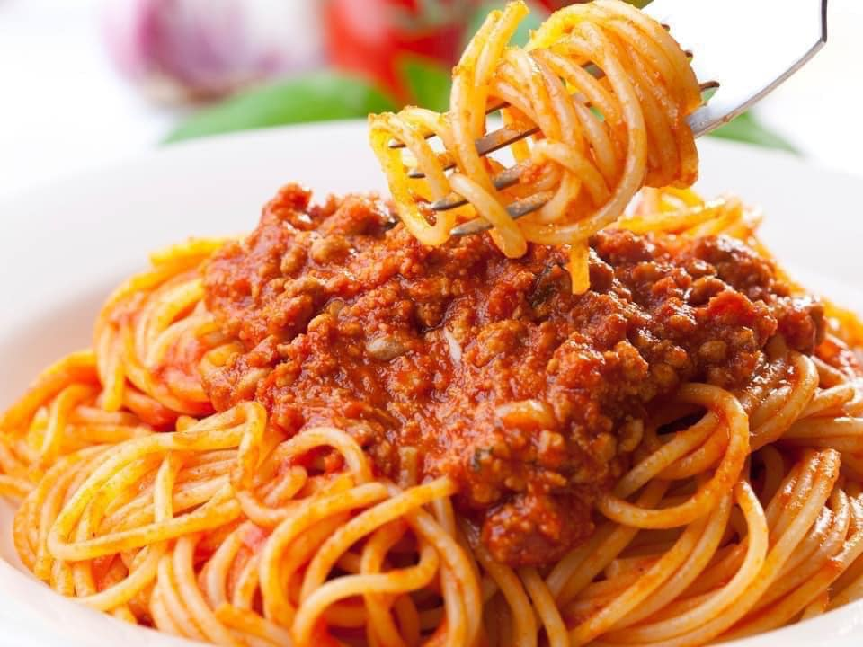 Mondays: All You Can Eat Spaghetti