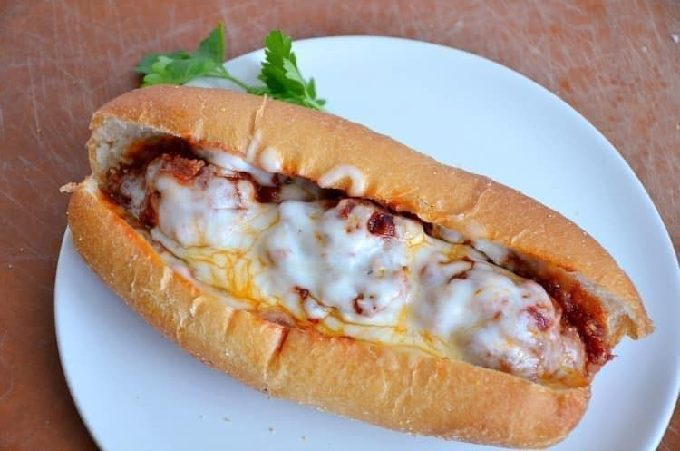 Tuesdays: Meatball Sub $5.99