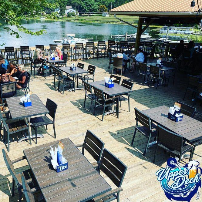 Upper Deck Bar & Grill