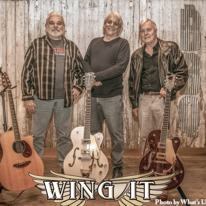 Wing It at Upper Deck