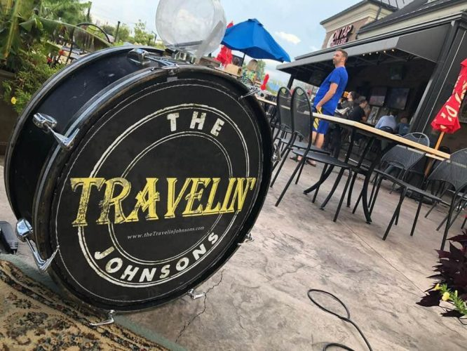 Read more about the article Travelin' Johnsons Saturday October 9th